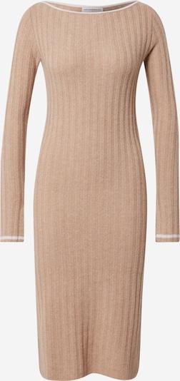 Pure Cashmere NYC Kleid in creme / camel, Produktansicht