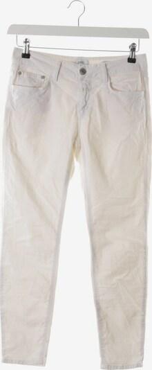 Closed Hose in S in weiß, Produktansicht