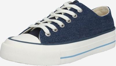 rubi Sneaker 'BILLIE' in blue denim, Produktansicht