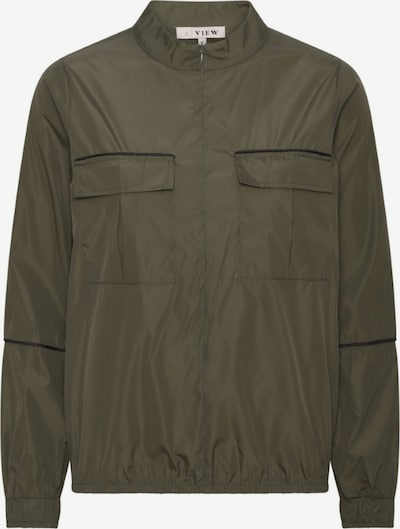A-VIEW Jacke 'Ico Select' in khaki, Produktansicht