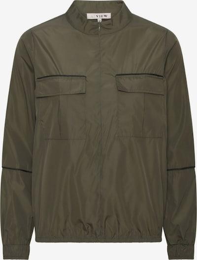 A-VIEW Jacke 'Ico Select' in khaki, Produktansicht