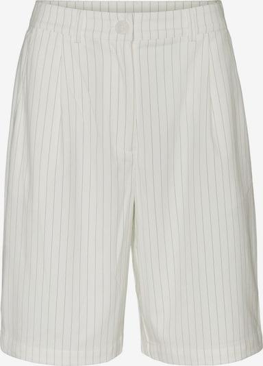Noisy may Pantalon à pince 'Suita' en gris foncé / blanc, Vue avec produit