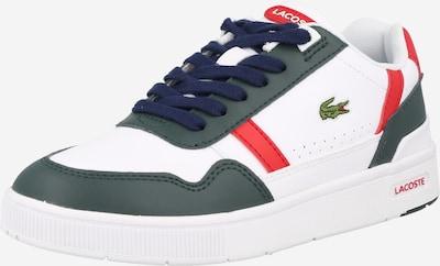 LACOSTE Sneaker in dunkelblau / rot / weiß, Produktansicht