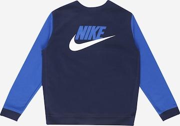 Nike Sportswear Tréning póló - kék