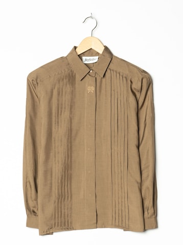 Yves St. Clair Bluse in L-XL in Braun