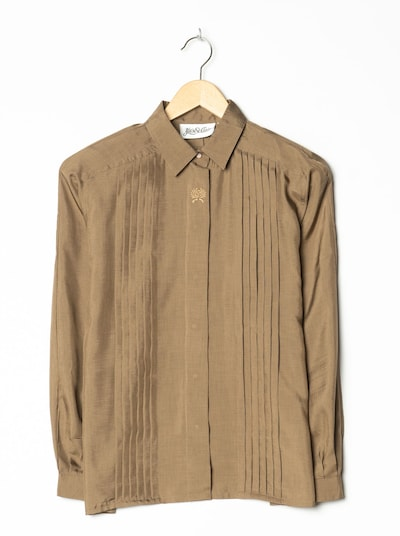 Yves St. Clair Bluse in L-XL in taupe, Produktansicht