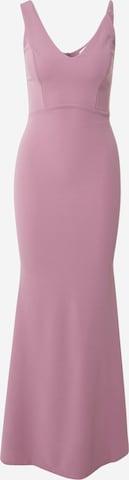 WAL G. Večerné šaty 'SPEARS' - fialová