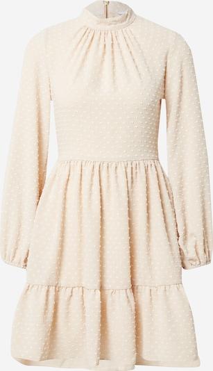 Closet London Kleid in beige, Produktansicht
