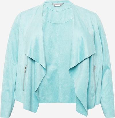 SAMOON Blazers in de kleur Turquoise, Productweergave