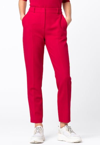 HALLHUBER Hose in cyclam / pink, Modelansicht