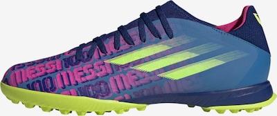 ADIDAS PERFORMANCE Voetbalschoen 'X Speedflow Messi.3' in de kleur Donkerblauw / Neongroen / Pink, Productweergave