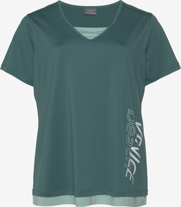 VENICE BEACH Shirt in Green