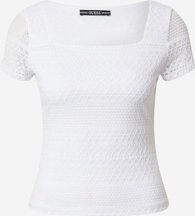 GUESS Shirts 'NADIDE' i hvid, Produktvisning