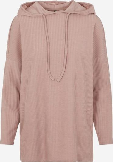 PIECES Sweat-shirt en rose ancienne, Vue avec produit