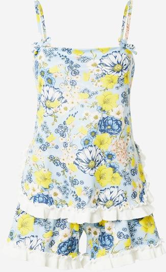 CALIDA Szorty w kolorze atramentowy / jasnoniebieski / limonkowy / różowy pudrowy / białym, Podgląd produktu