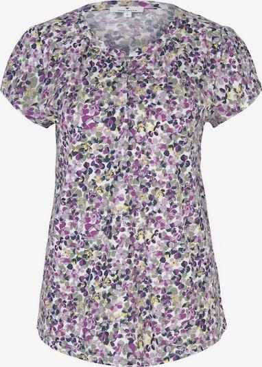 TOM TAILOR Shirt in de kleur Lila / Gemengde kleuren, Productweergave