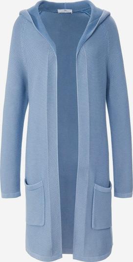 Peter Hahn Strickjacke in blau, Produktansicht