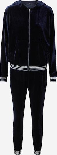 ONLY Pyjama 'BECCA' in de kleur Nachtblauw / Zilver, Productweergave