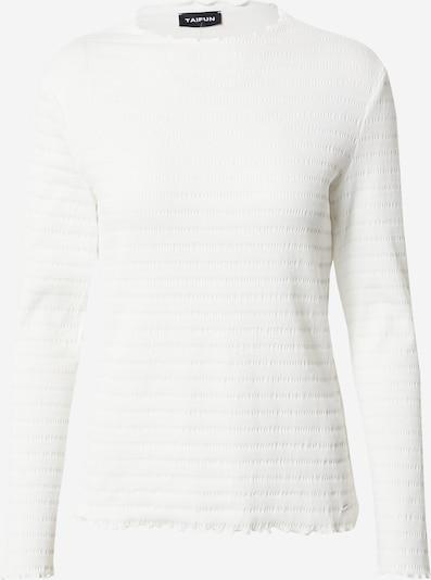 TAIFUN Shirt in de kleur Wit, Productweergave