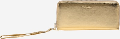 Seidenfelt Manufaktur Wallet 'Smilla' in Gold, Item view