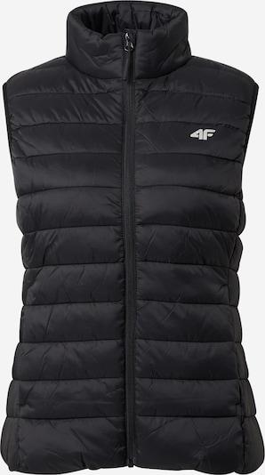 fekete 4F Sportmellény, Termék nézet
