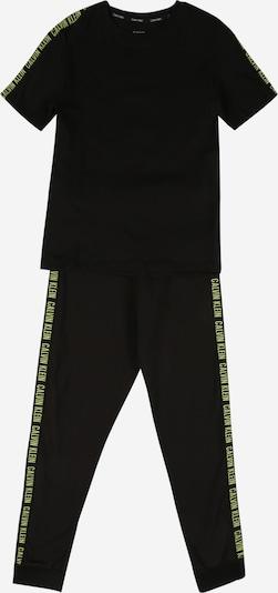 Calvin Klein Underwear Set in de kleur Kiwi / Zwart, Productweergave