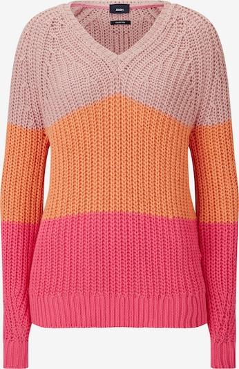 JOOP! Trui 'Kalma' in de kleur Lichtoranje / Rosa / Pastelroze, Productweergave
