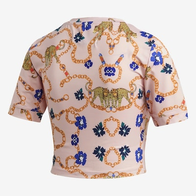 ADIDAS ORIGINALS T-Shirt 'HER Studio London' in mischfarben: Frontalansicht