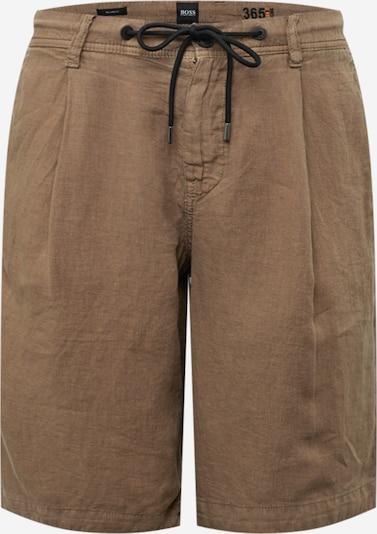 BOSS Casual Shorts in dunkelbeige, Produktansicht