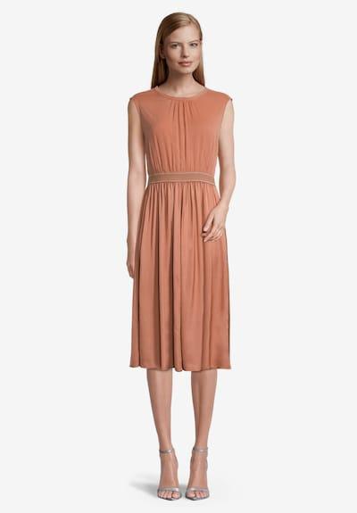 Betty & Co Kleid in braun, Modelansicht