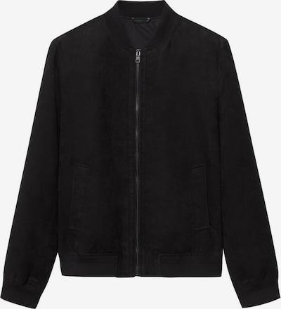 MANGO MAN Jacke 'Perusa' in schwarz, Produktansicht