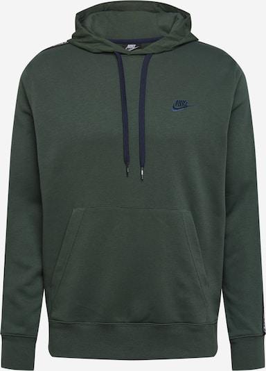 sötétzöld Nike Sportswear Tréning póló, Termék nézet