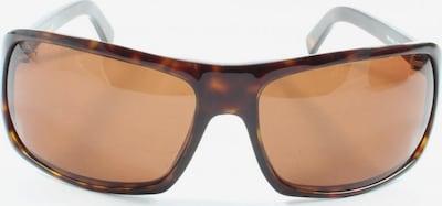 MUSTANG eckige Sonnenbrille in One Size in braun / hellorange, Produktansicht