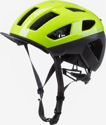 ENDURA Fahrradhelm 'Urban Luminite Helm II' in Gelb