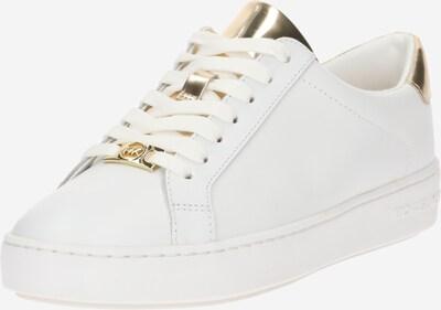 Sneaker low 'IRVING' MICHAEL Michael Kors pe auriu / alb, Vizualizare produs