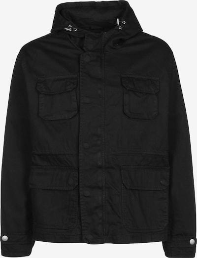 Urban Classics Tussenjas in de kleur Zwart, Productweergave