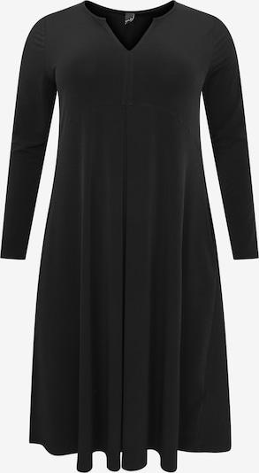 Yoek Kleid in schwarz, Produktansicht