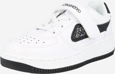 KAPPA Sneaker 'BASH' in schwarz / weiß, Produktansicht