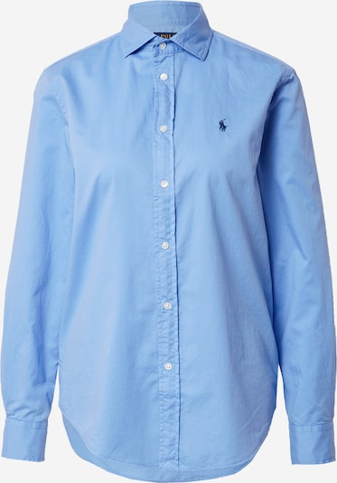 POLO RALPH LAUREN Blouse in Sky blue, Item view