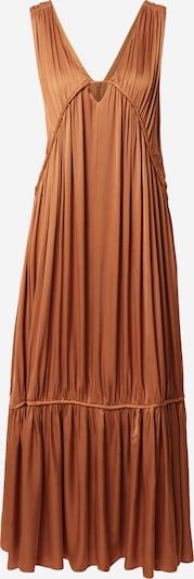 IVY & OAK Вечерна рокля в кафяво: Изглед отпред