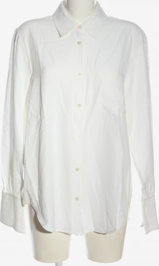 Arket Langarmhemd in XL in weiß, Produktansicht