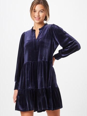Part Two Košeľové šaty 'Viggase' - Modrá
