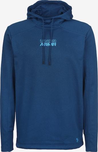 UNDER ARMOUR Sweat de sport en bleu, Vue avec produit