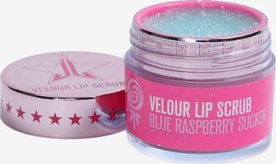 Jeffree Star Cosmetics Lippenpeeling 'Velour' in hellblau, Produktansicht