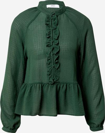ONLY Bluse 'Sabby' in grün, Produktansicht
