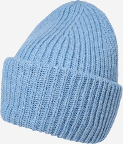 Karo Kauer Mütze 'Lio' in blau, Produktansicht