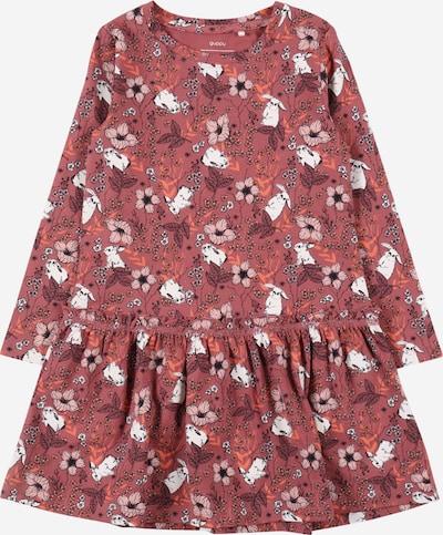Guppy Φόρεμα 'OLVA' σε ροζέ / ανοικτό κόκκινο / μαύρο / λευκό, Άποψη προϊόντος