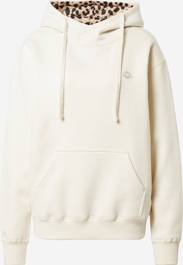 BILLABONG Sweatshirt 'Louna' in de kleur Wit, Productweergave