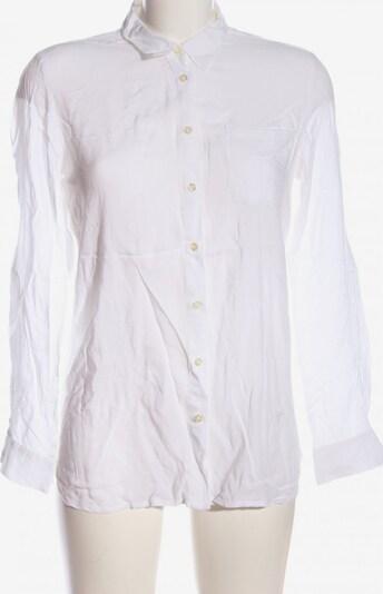 Emily Langarmhemd in S in weiß, Produktansicht