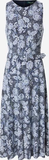 Lauren Ralph Lauren Sukienka 'Farrah' w kolorze niebieski / czarny / białym, Podgląd produktu